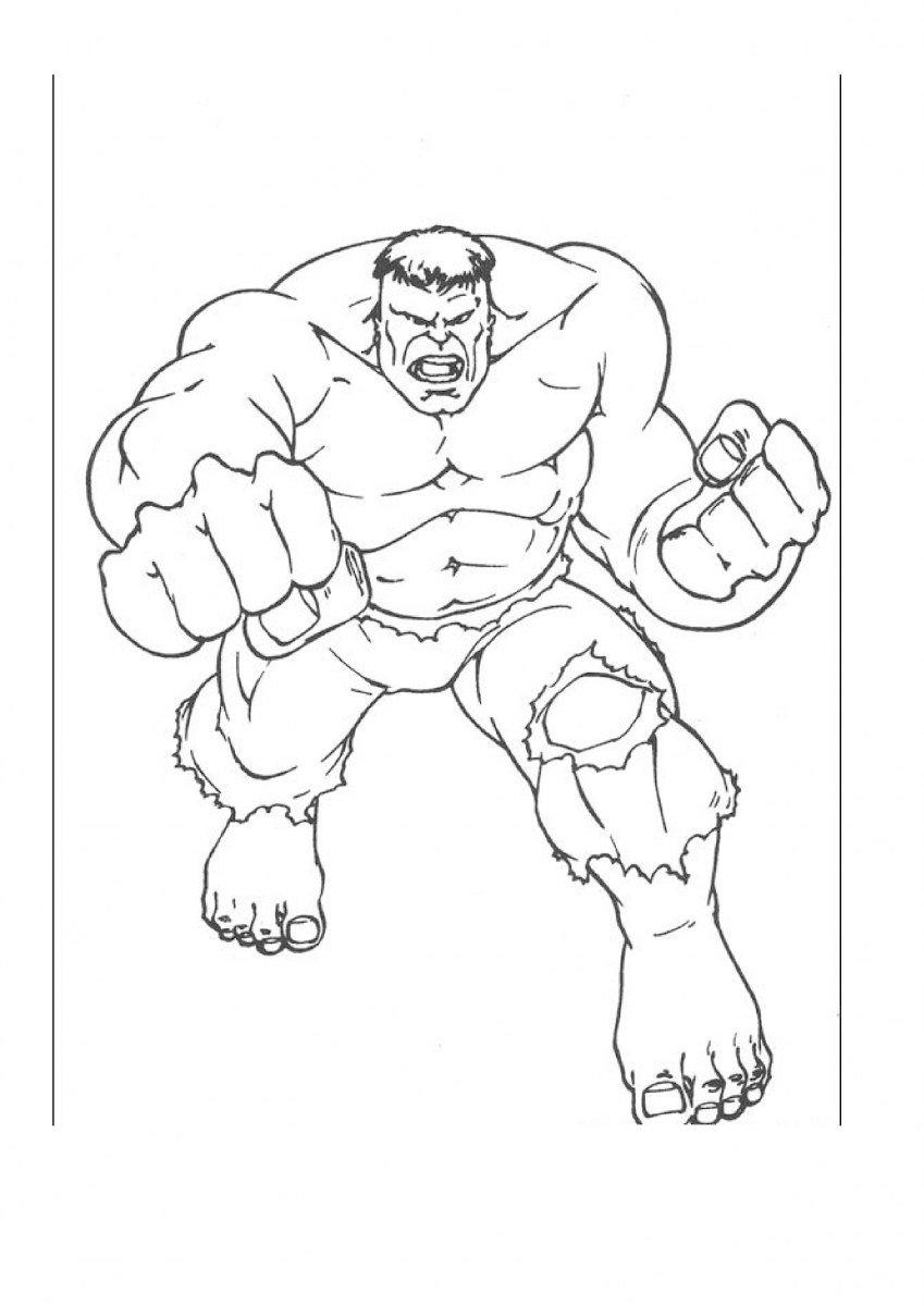 Desenhos Do Hulk Para Pintar  Desenhos Para Colorir Do Hulk