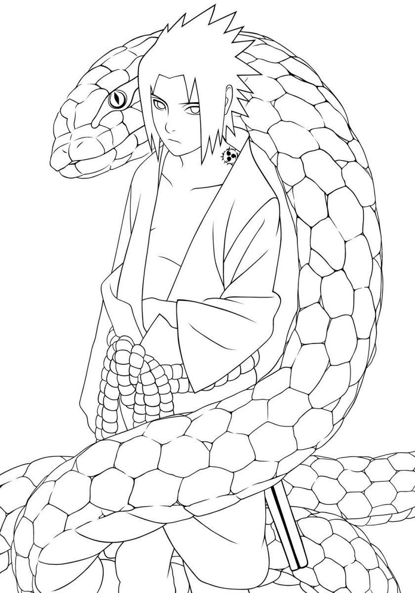 Desenhos Do Sasuke Hd