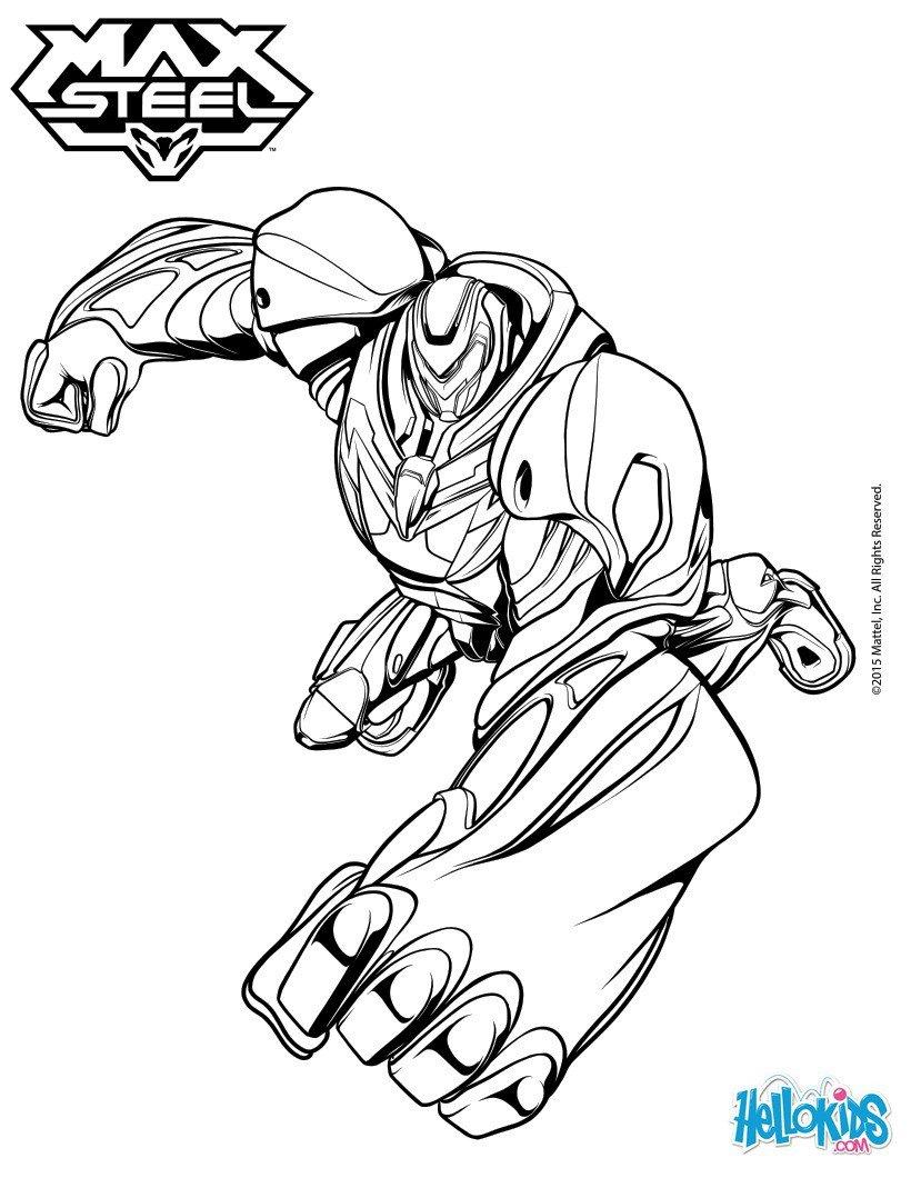 Desenhos Dos Personagens De SÉries Para Colorir