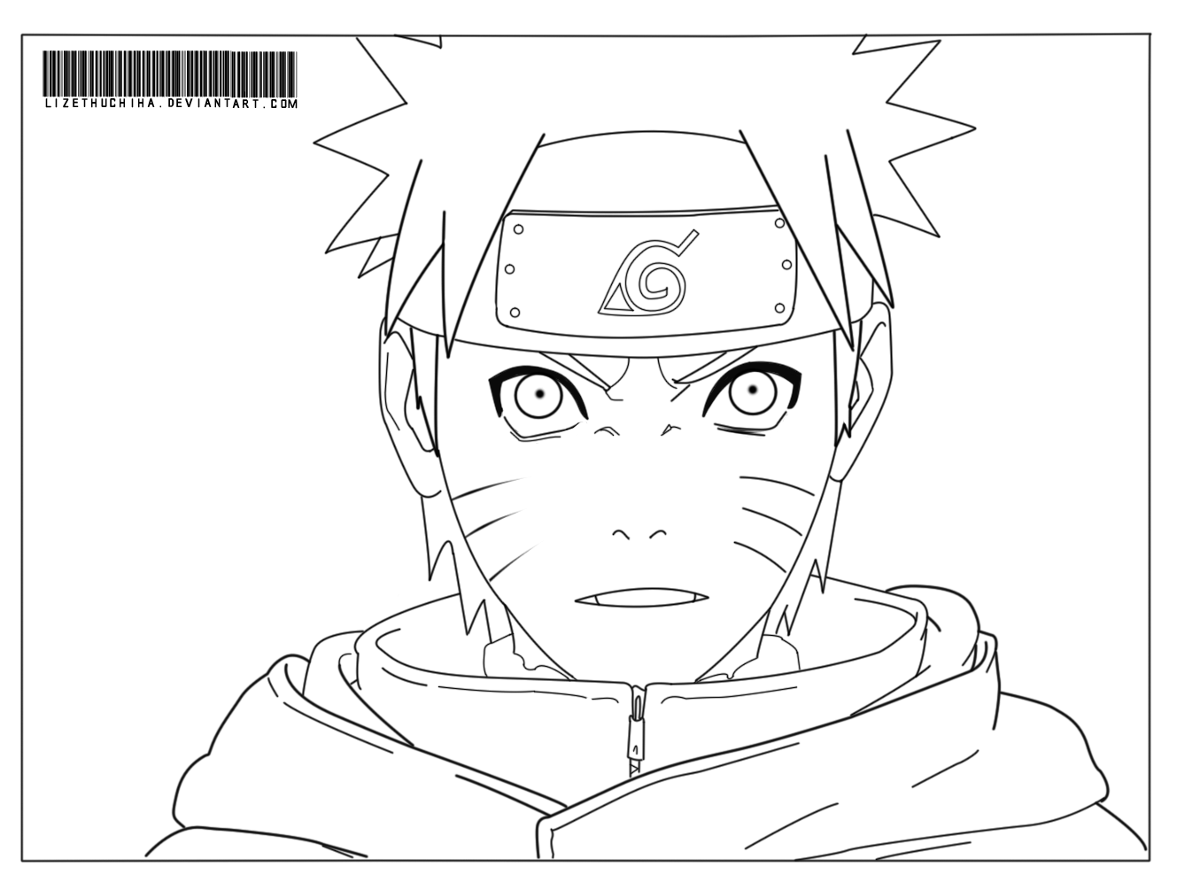 Desenhos Naruto Para Colorir Pictures