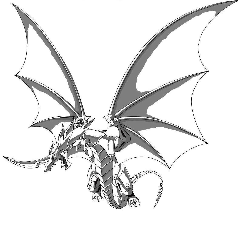 Desenhos Para Colorir Caverna Do Dragão
