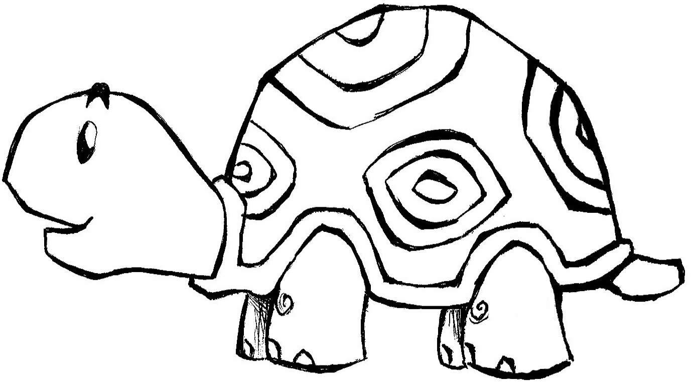 Desenhos Para Colorir De Animais E Imprimir