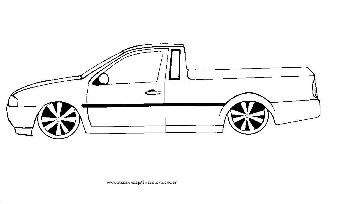 Desenhos Para Colorir De Carros Sketch Coloring Page