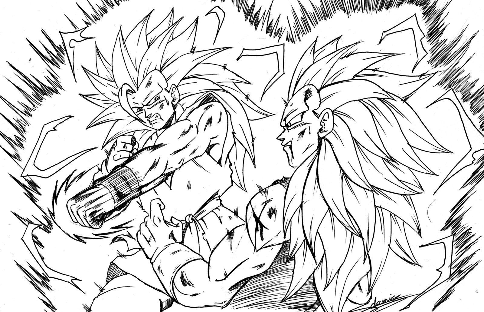 Jogos De Desenhos Para Pintar Do Dragon Ball Z Best Ball 2017