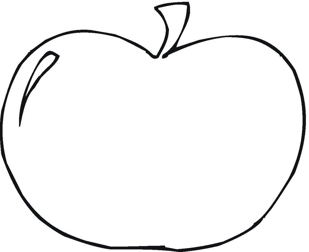 Desenhos Para Colorir E Imprimir  Desenhos De Frutas Para Colorir