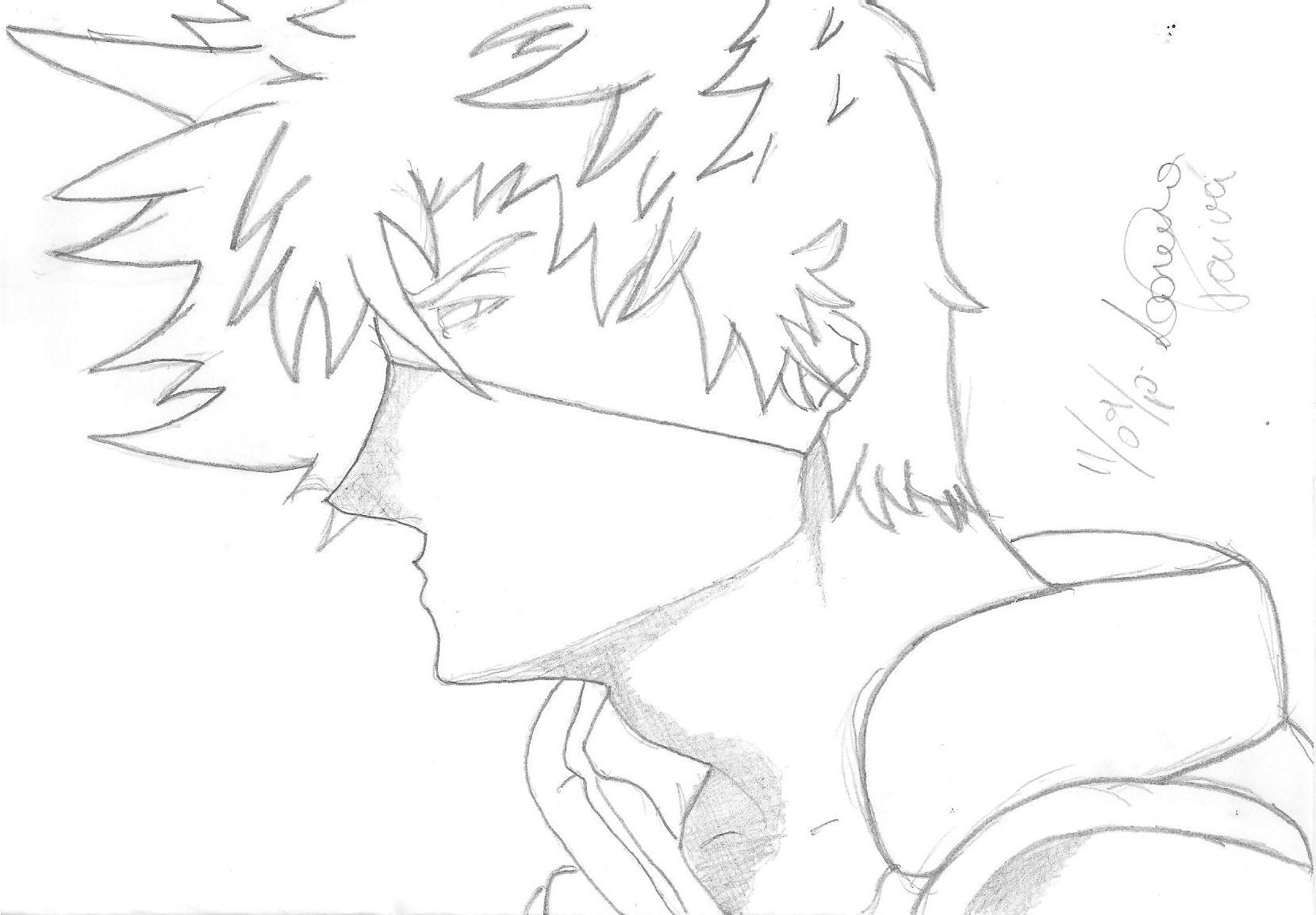 Dibujos Para Colorear De Kakashi: Kakashi Para Colorir