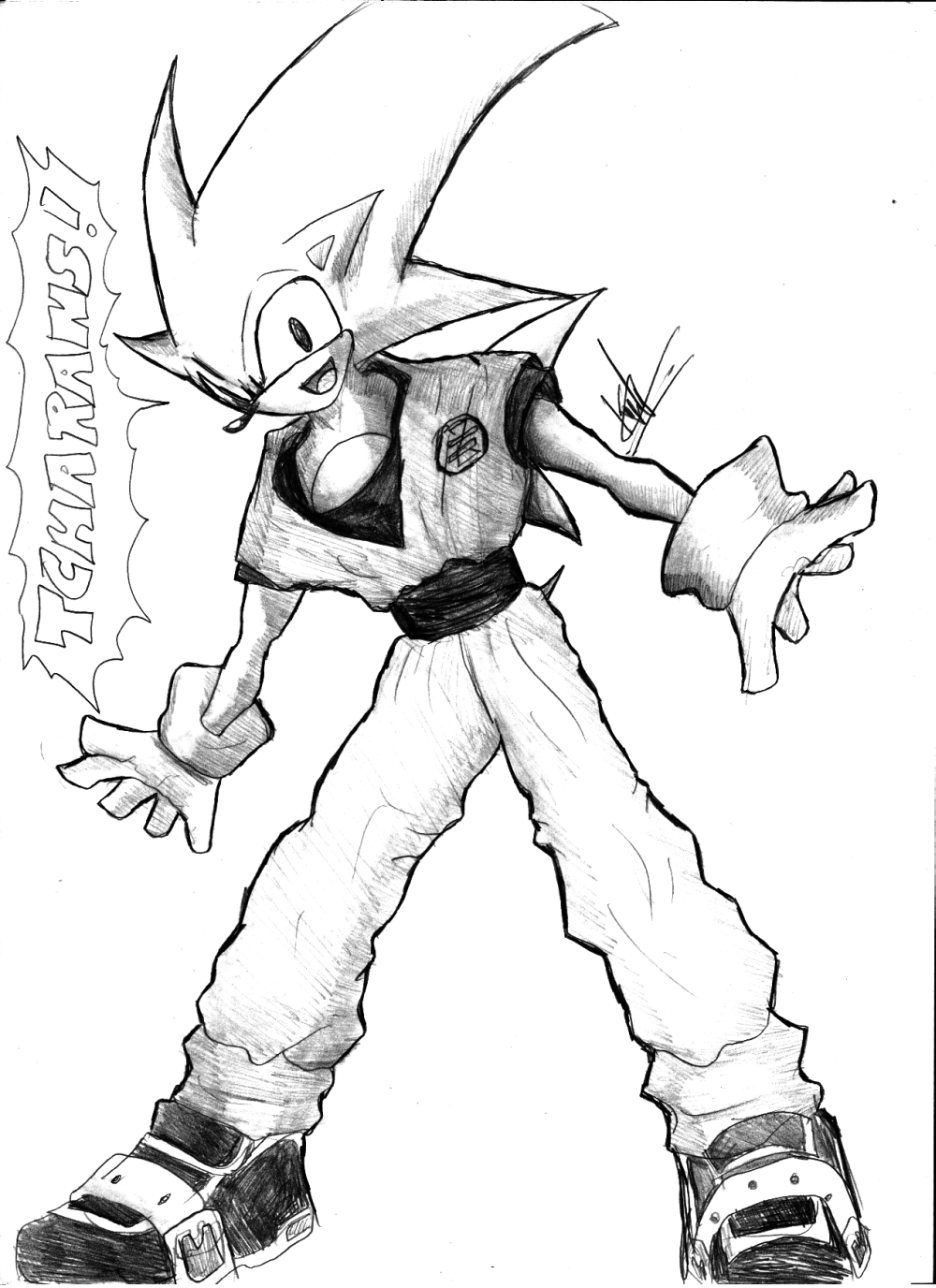 Desenhos Para Pintar Do Sonic Colorir Imagixs Sketch Coloring Page