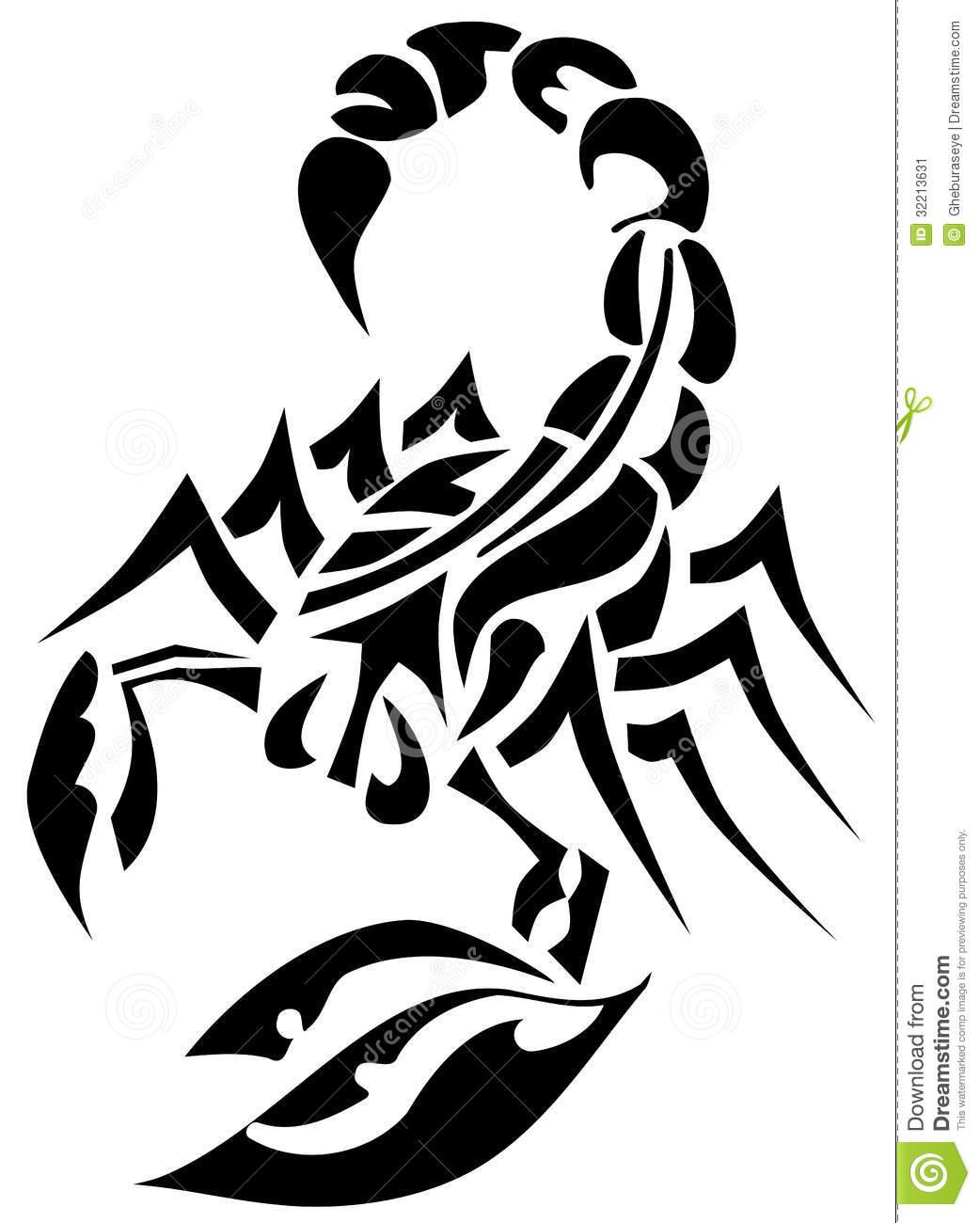 Desenhos Para Tatuagem De Escorpiao