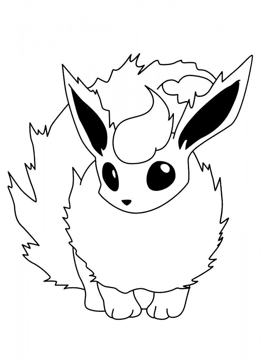 Desenhos Pokemon Para Pintar  Desenhos Para Colorir Do Pokemon