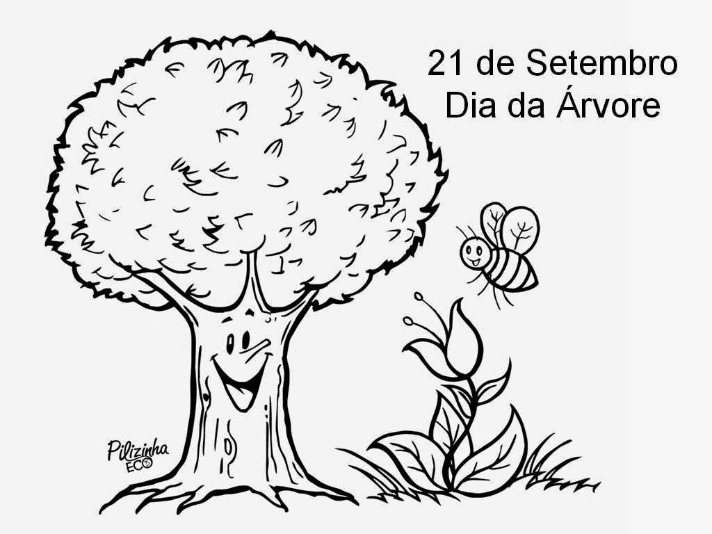 Dia Da árvore  Atividades De Reciclagem, Colagem, Pintura E
