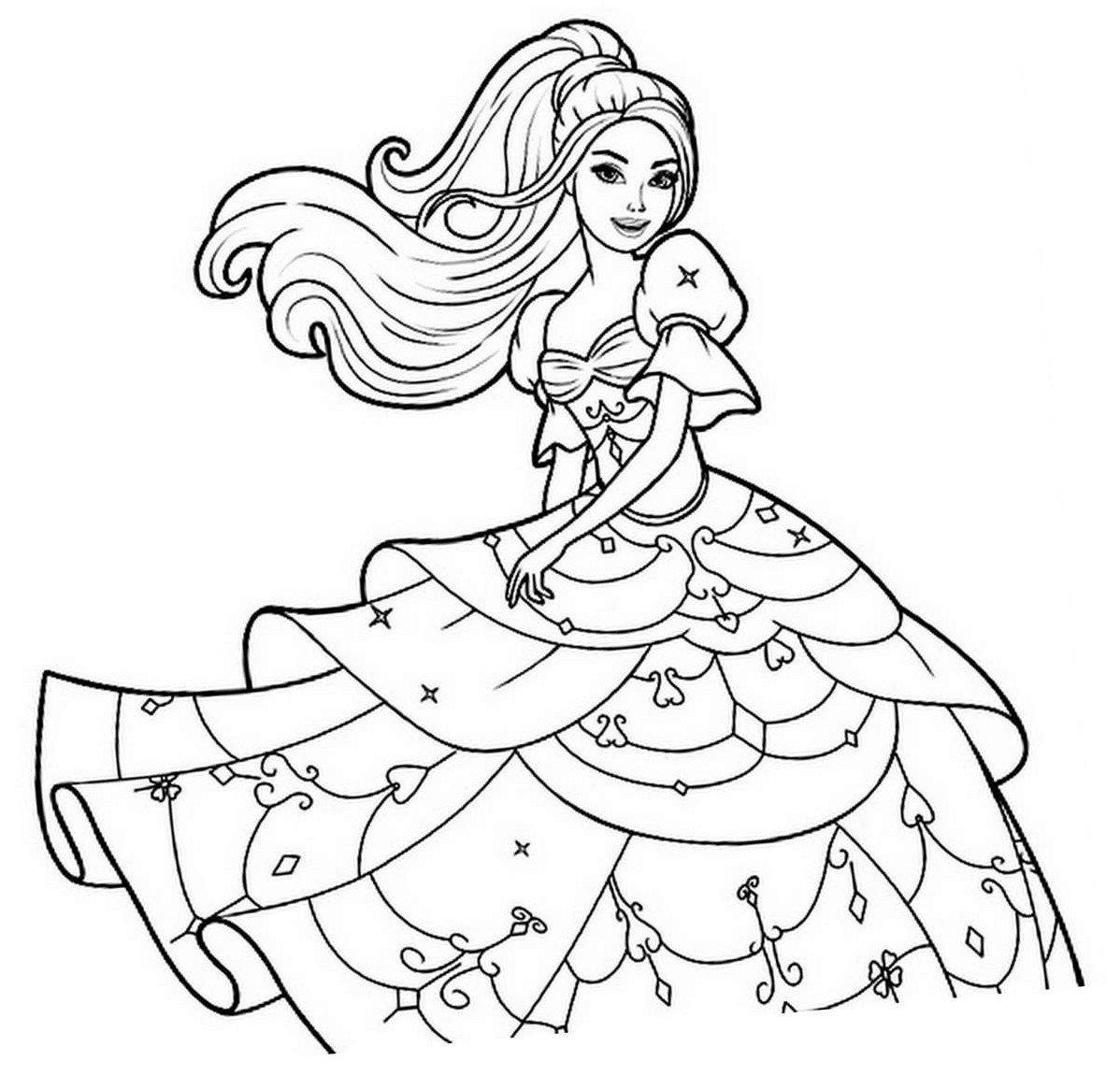 Fotos de barbie para pintar - Dibujos para sabanitas de bebe ...