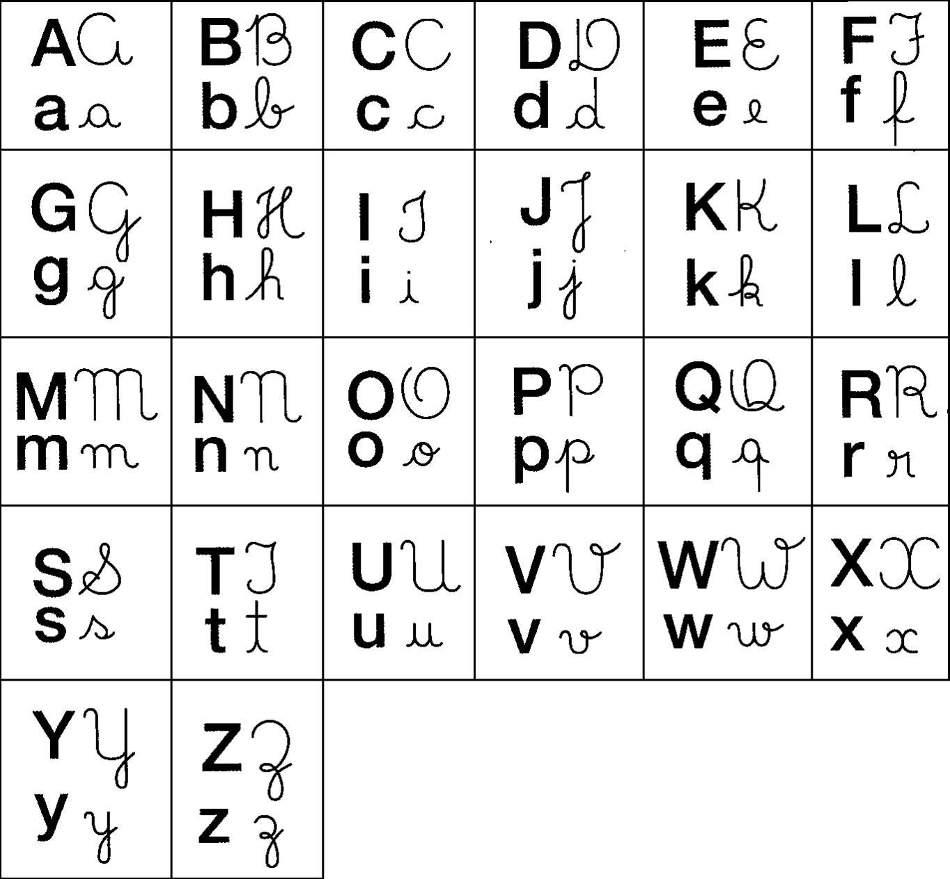 Dicas De Alfabeto Para Imprimir Colorir E Estudar