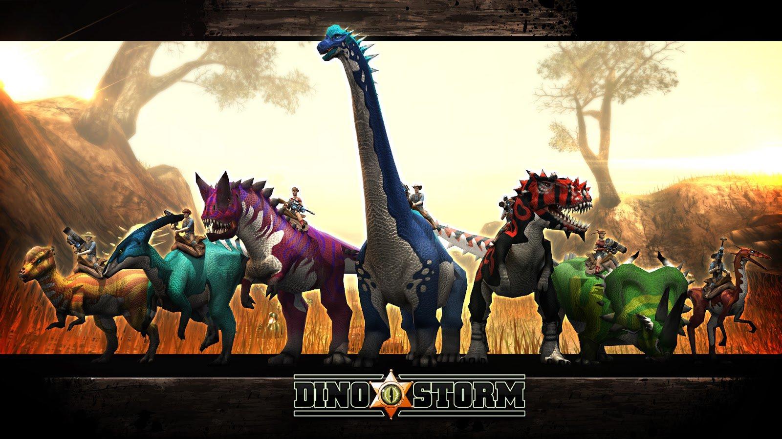 Dinossauros E A Vida Pré Histórica  Análise Dino Storm  Jogo