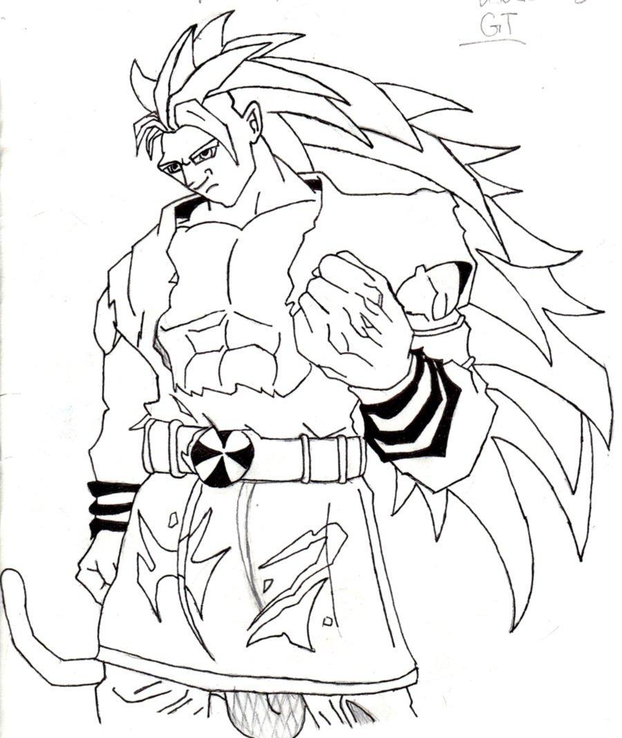 desenhos de dragon ball af