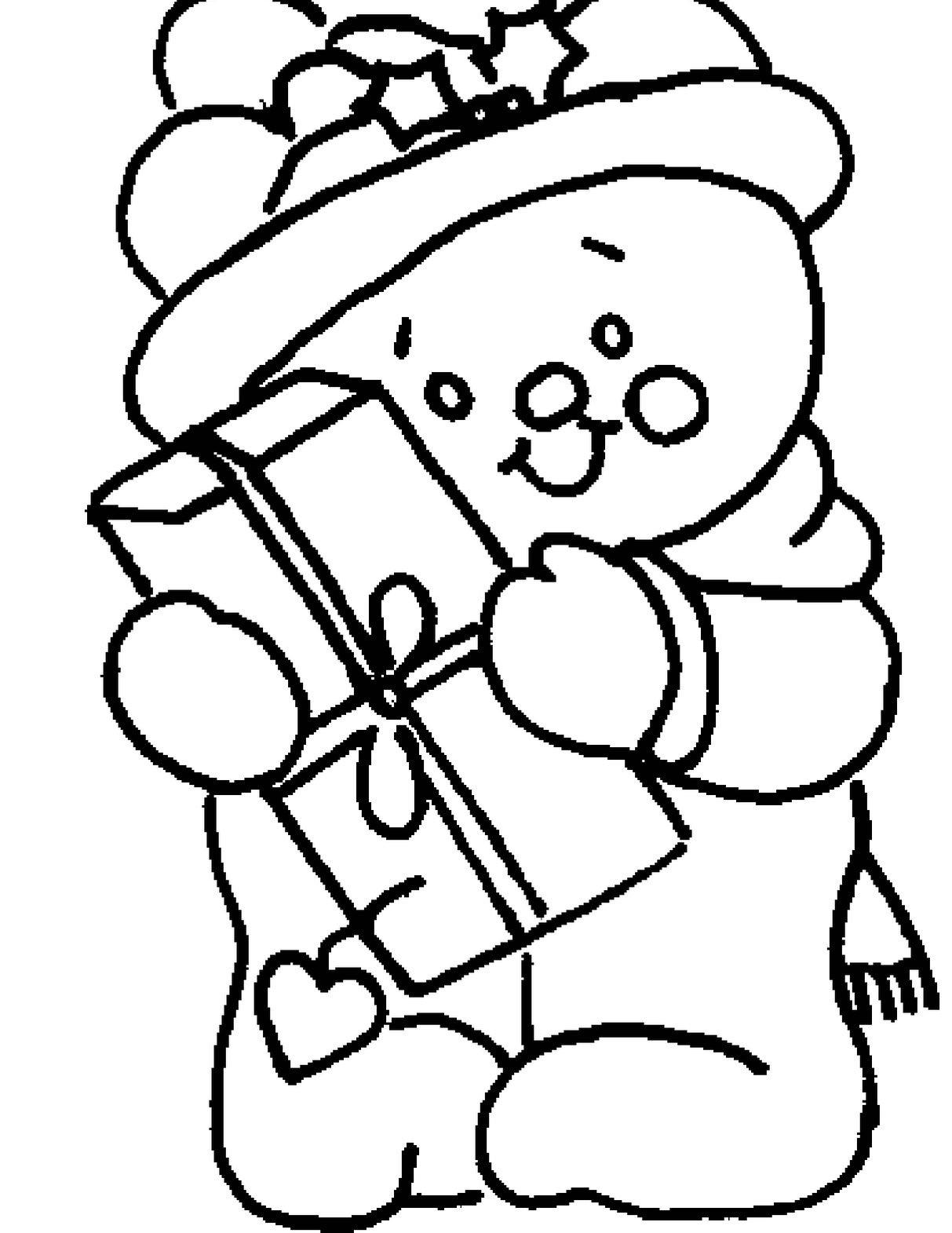 Educando O Amanhã  Desenhos De Natal Para Colorir Parte 2