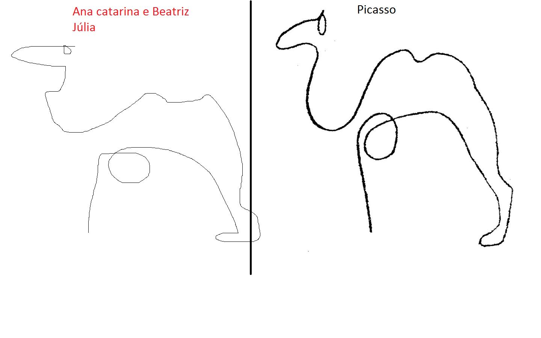 Emef  Madre Joana Angélica De Jesus   Pablo Picasso