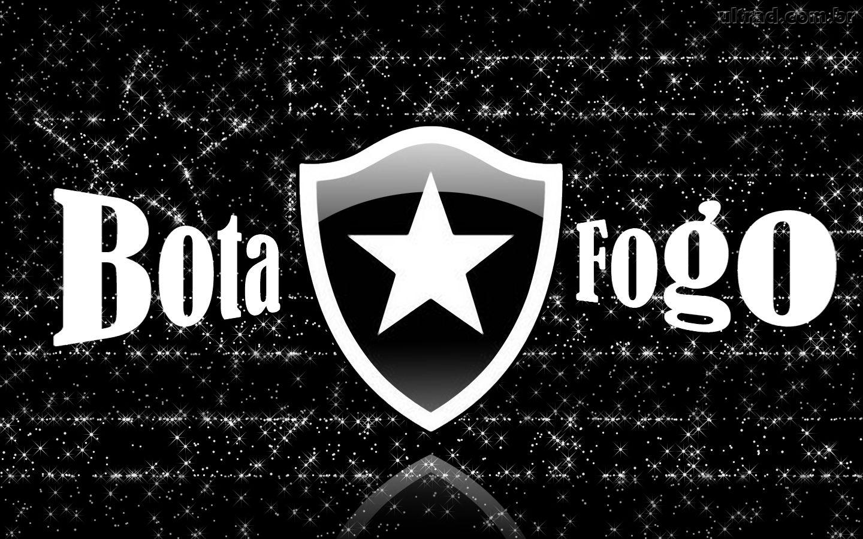 Escudo Botafogo 3d