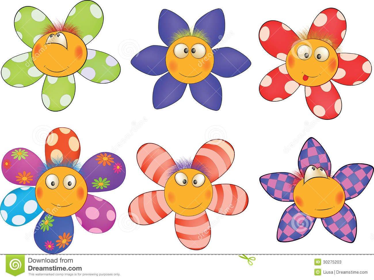 Desenhos De Flores Pequenas