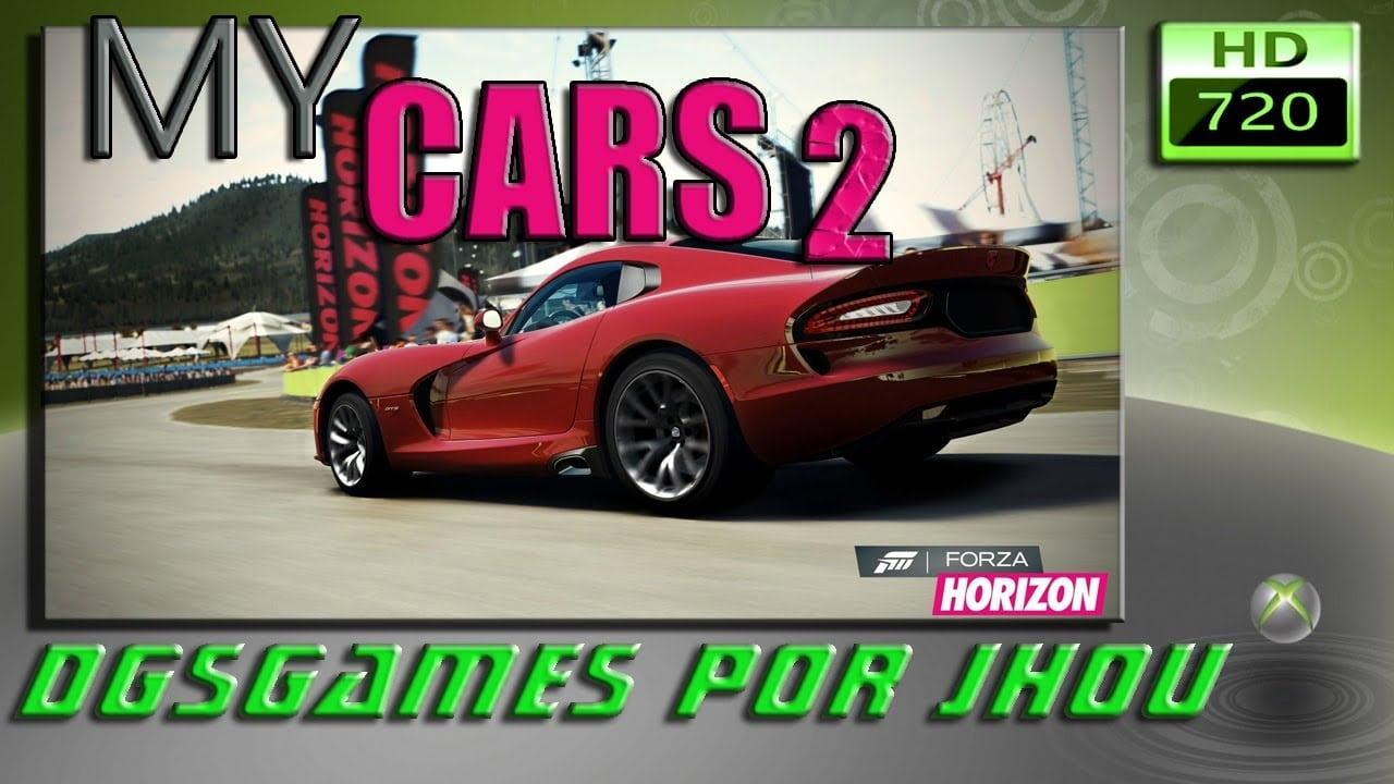 Forza Horizon (pintando, Meus Carros 2) Dgsgames Por Jhou