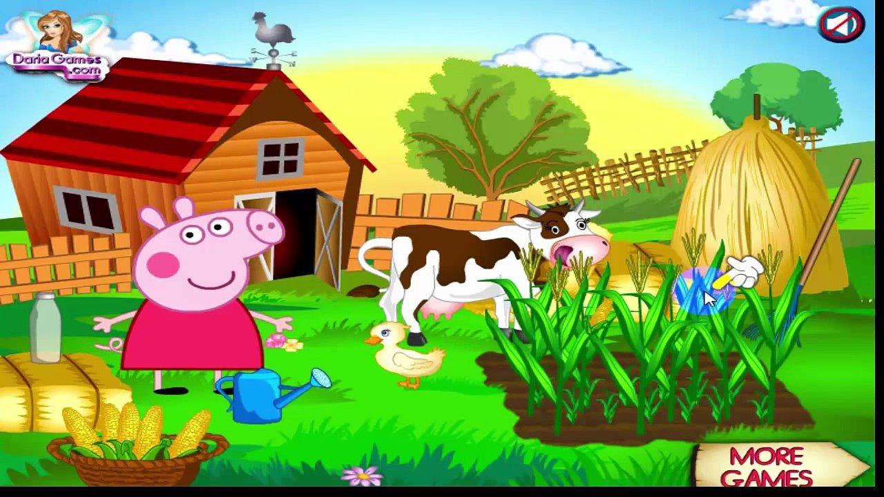 George Pig Crying George Pig Da Família Peppa Pig Chorando Jogo