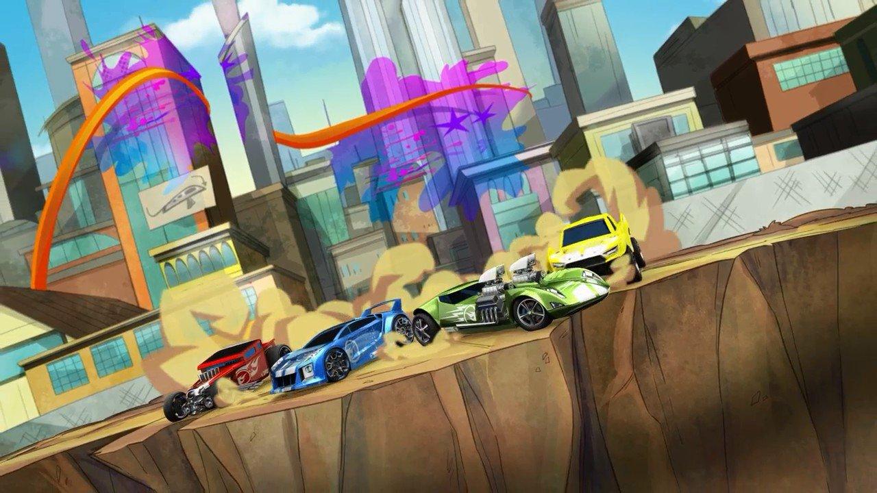 Hanna Barbera Show Parte 2  Team Hot Wheels  Mandando Bem 2014