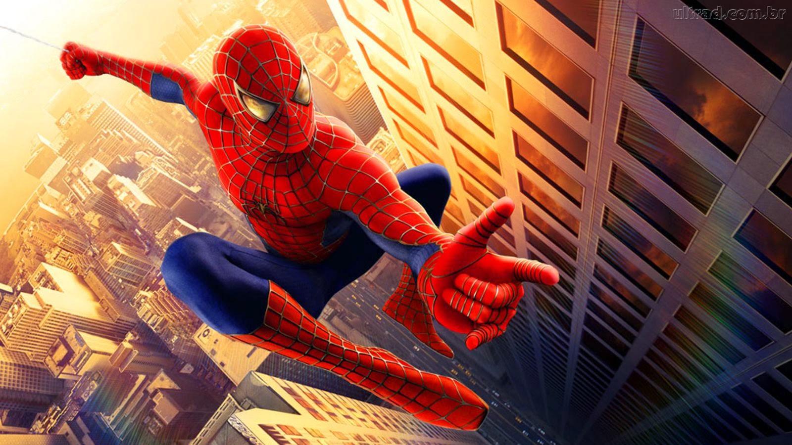 Homem Aranha Spider