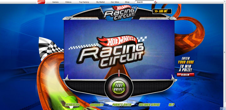 Hot Wheels Racing Circuit No Superdownloads