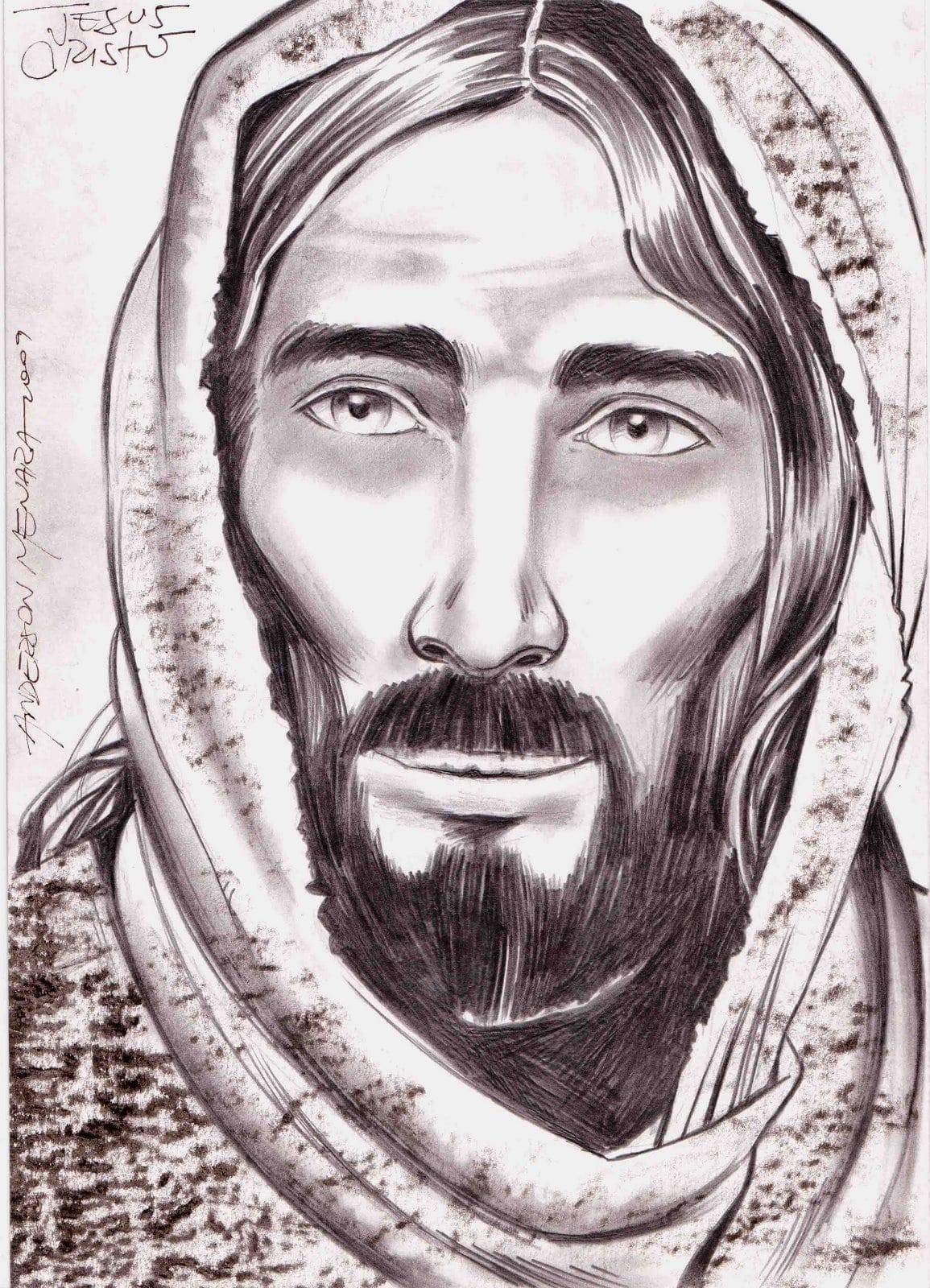Imagens De Desenhos De Jesus