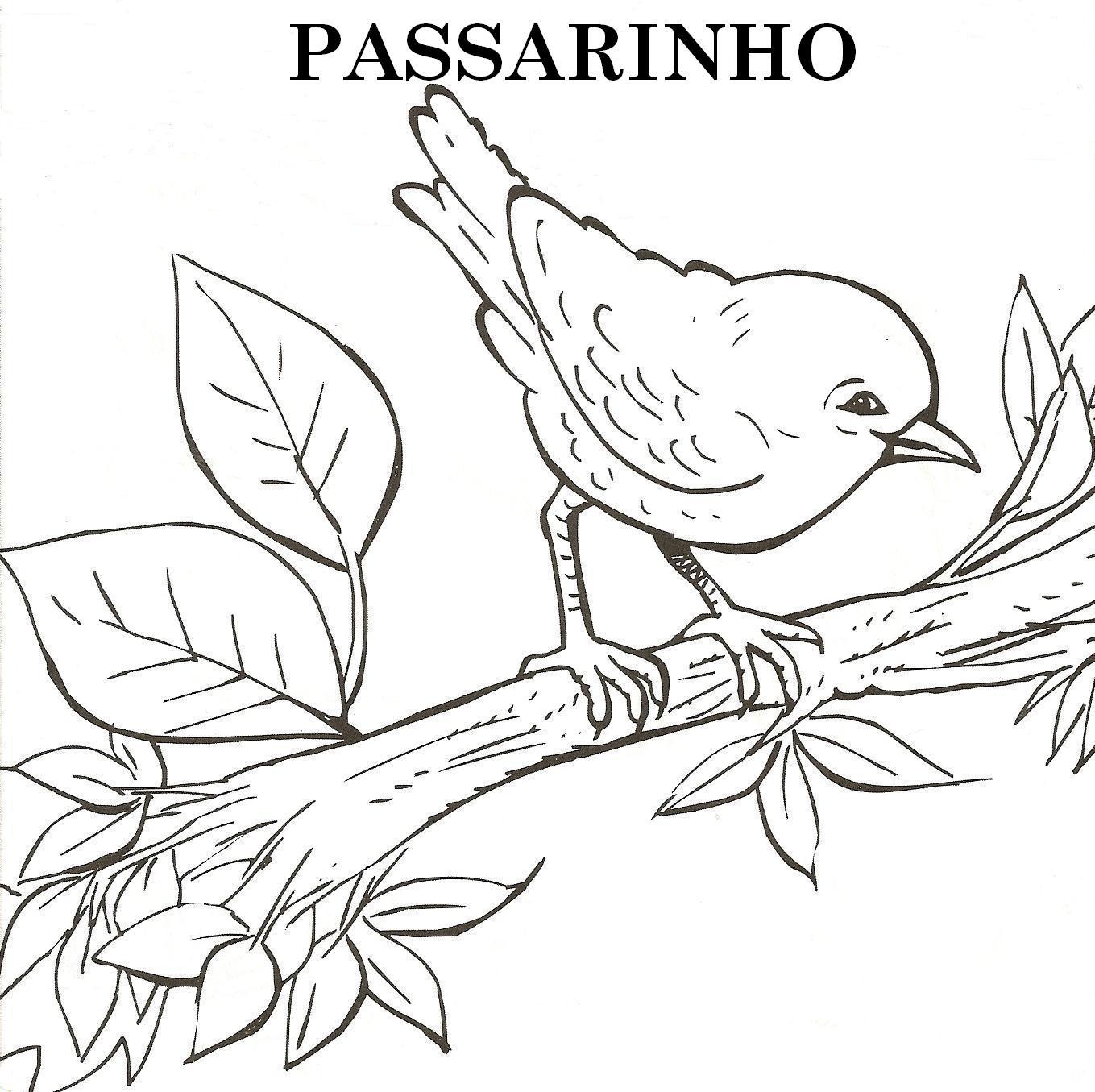 desenho de folha para colorir