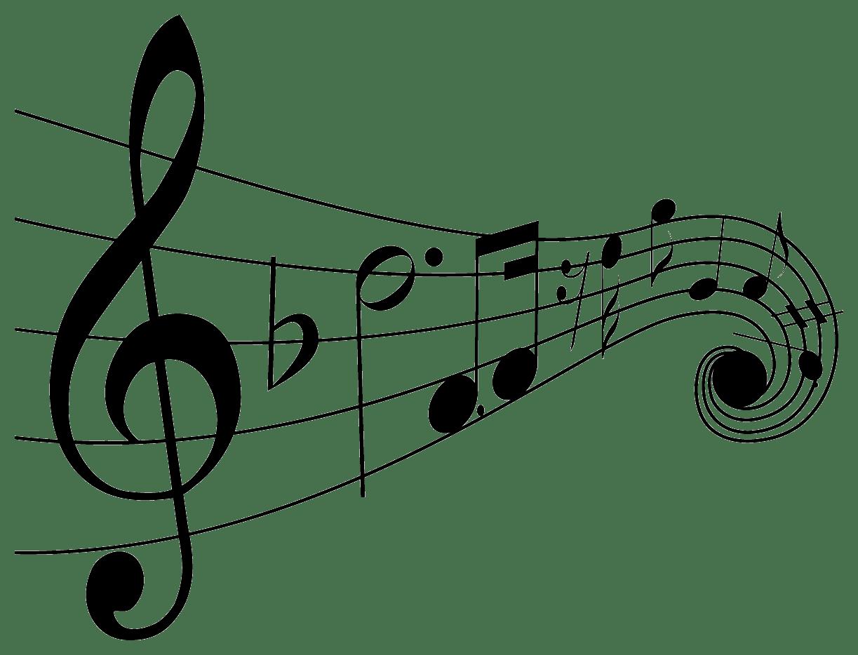 Desenhos Para Colorir De Notas Musicais