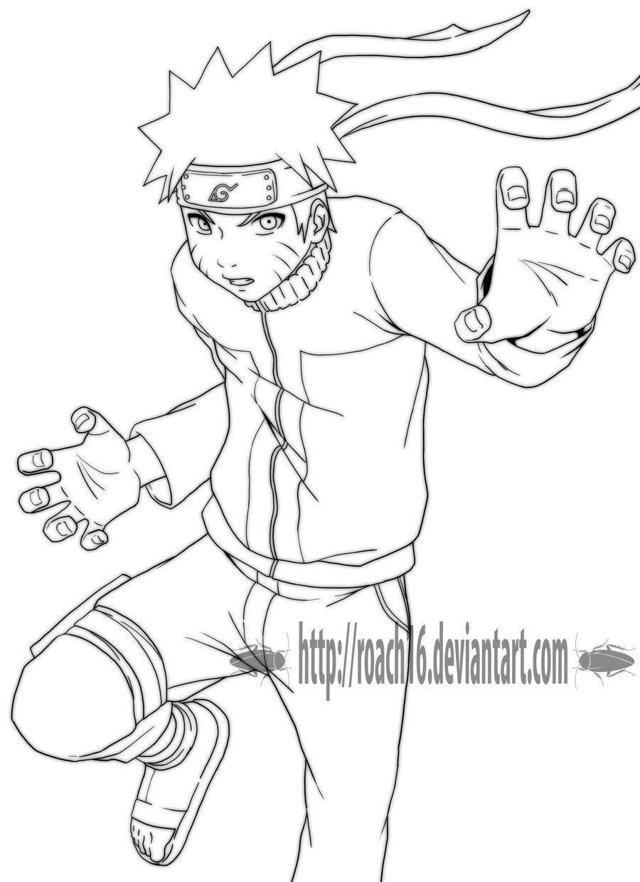Imagens Para Colorir Do Naruto Desenhos Imagixs Sketch Coloring