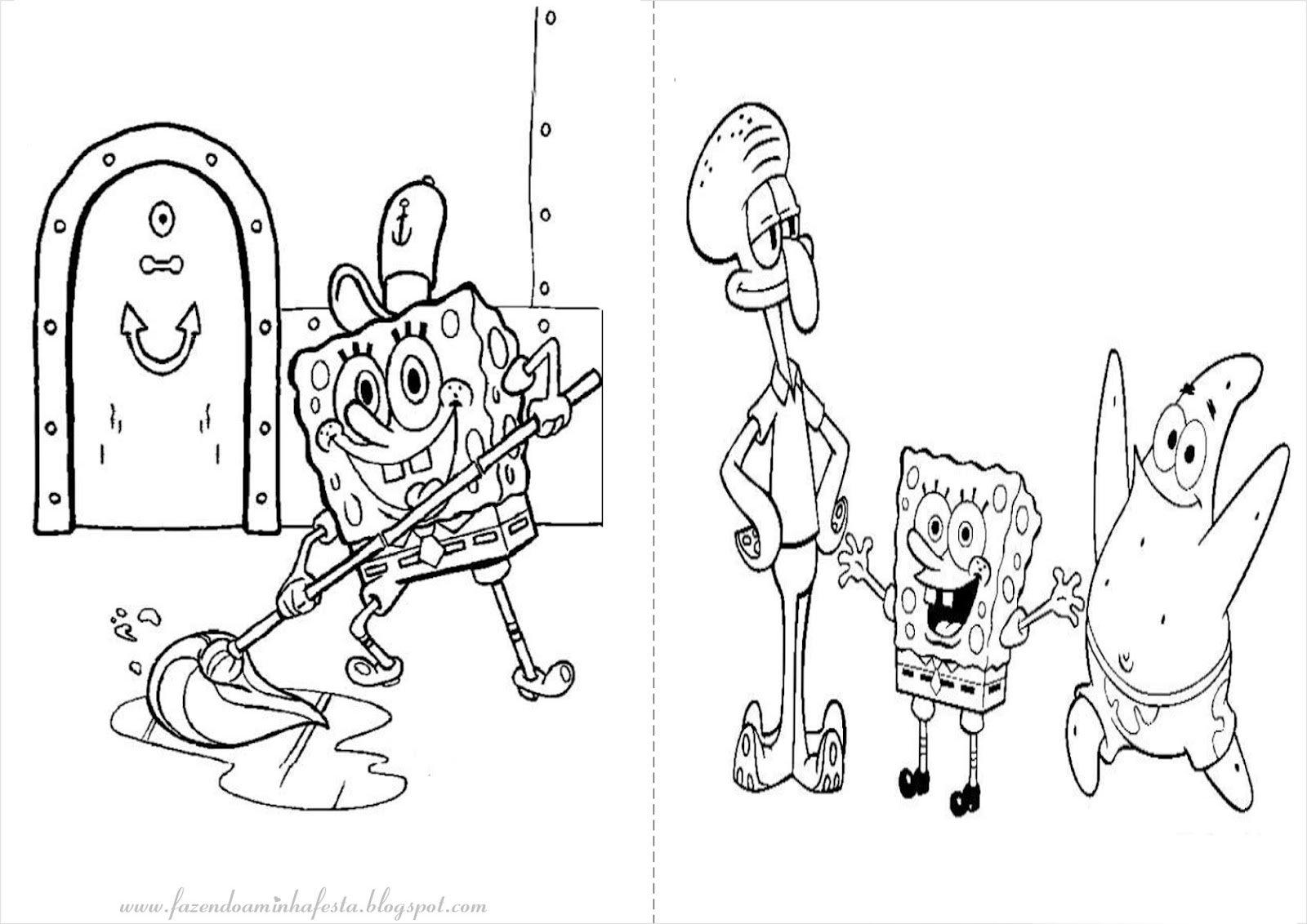Imagens Spongebob