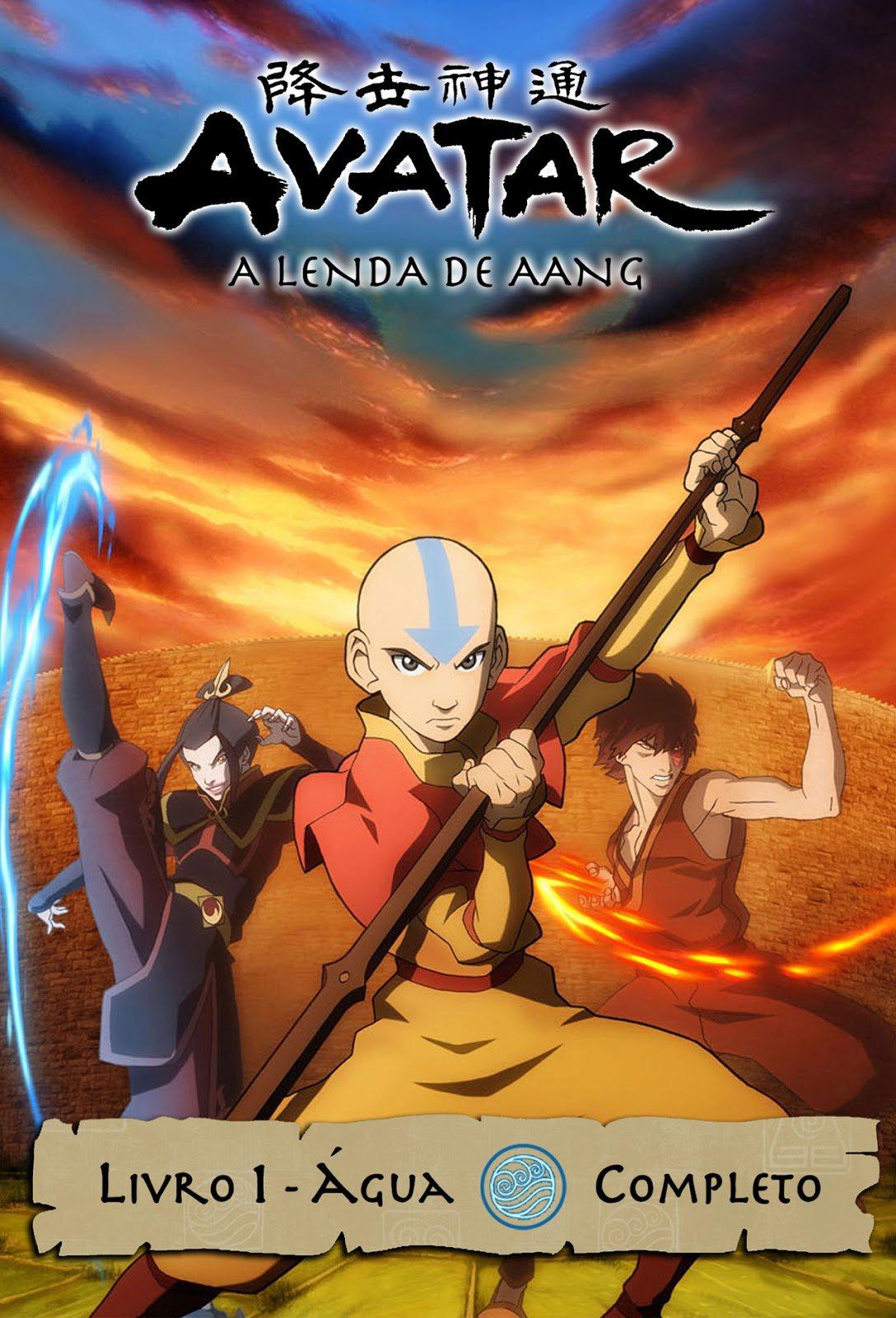 Jogo Do Avatar A Lenda De Aang