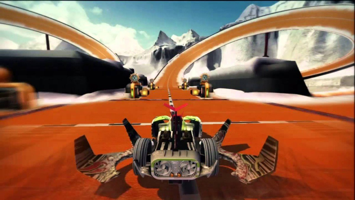 Jogo Hot Wheels  O Melhor Piloto Do Mundo Para Playstation 3