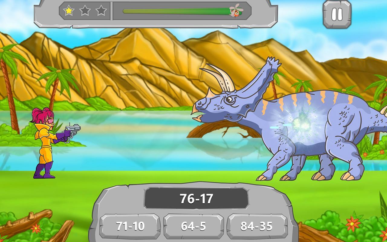 Jogos De Dinossauro Matematica Apk Baixar