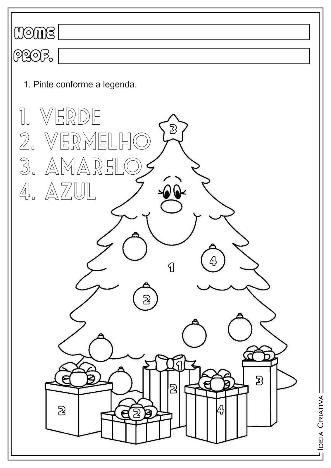 Jogos De Pintar O Natal