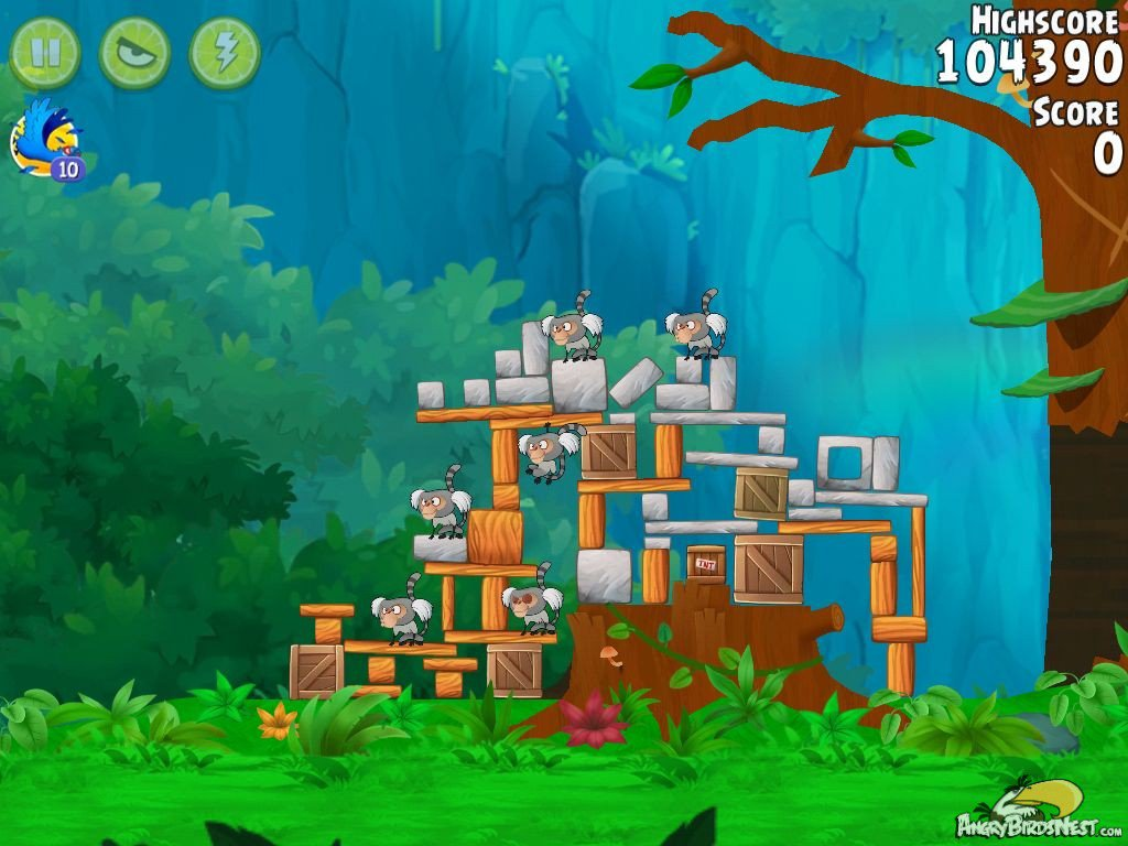 Jogos Do Angry Birds Space 2
