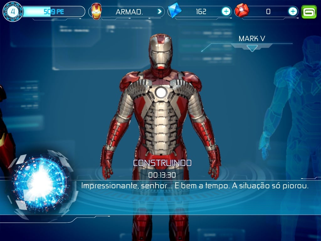 Jogos Do Homem De Ferro