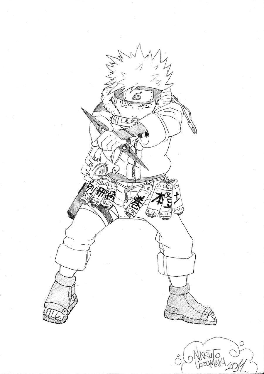 Jogos Do Naruto De Pintar Desenhos Para Colorir Imagixs Sketch