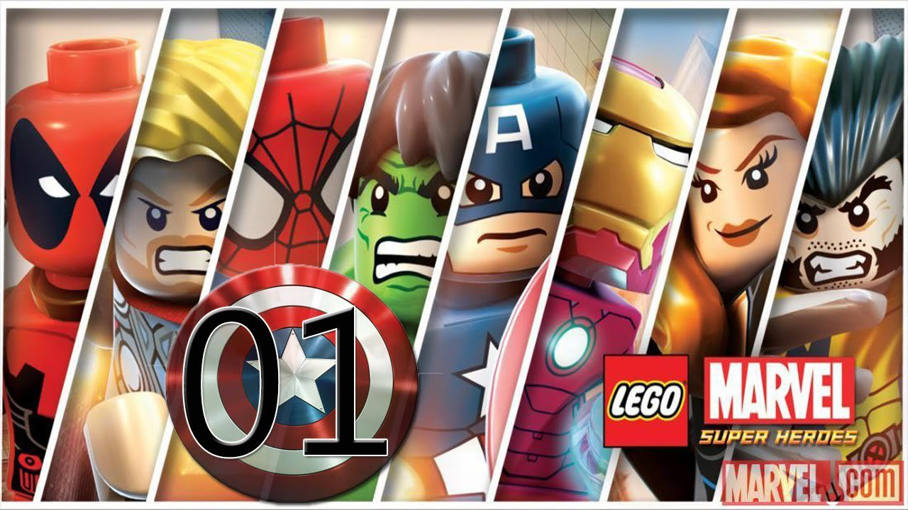 Lego Marvel Super Heroes Detonado Pc
