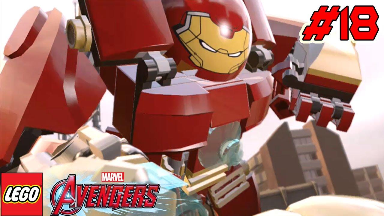 Lego Marvel Vingadores  Armadura Caça