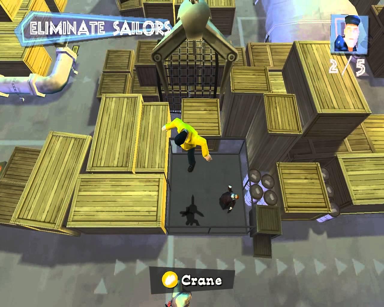 Madagascar The Game Walkthrough Episode 4 Penguin Mutiny Part 1