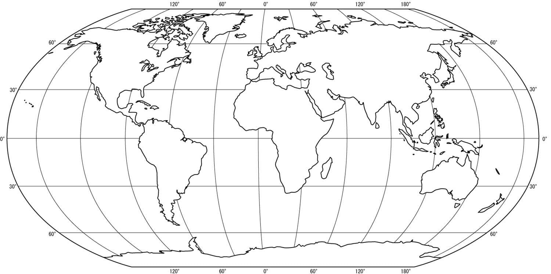 Imprimir Mapa Mundi