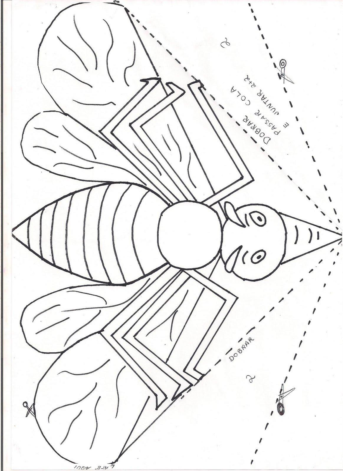 Mascara Do Mosquito Da Dengue Para Colorir – Atividades Escolares