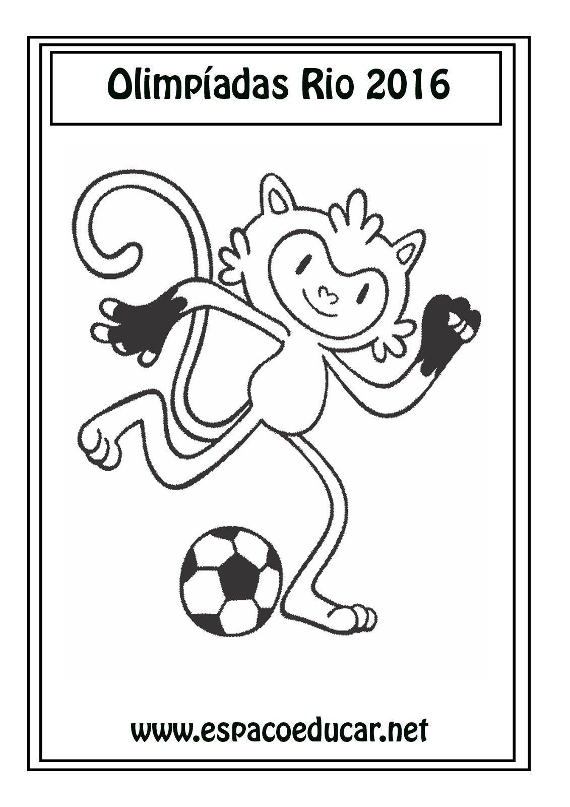 Mascotes Das Olimpíadas E Paralimpíadas Rio 2016 Vinícius E Tom