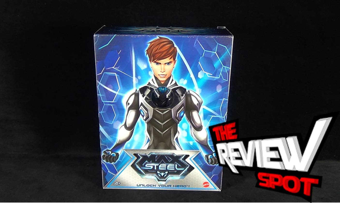 Max Steel 2013 Interactive Steel And Turbo Sword Toy Reviews 2016