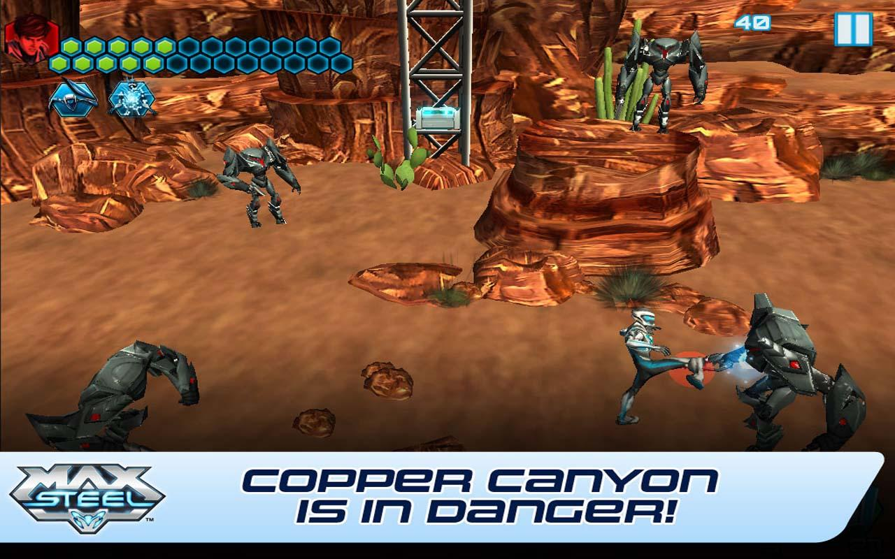 Max Steel Apk Download
