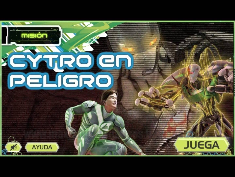 Max Steel Imagen De Max Steel Cytro En Peligro Sin Musica