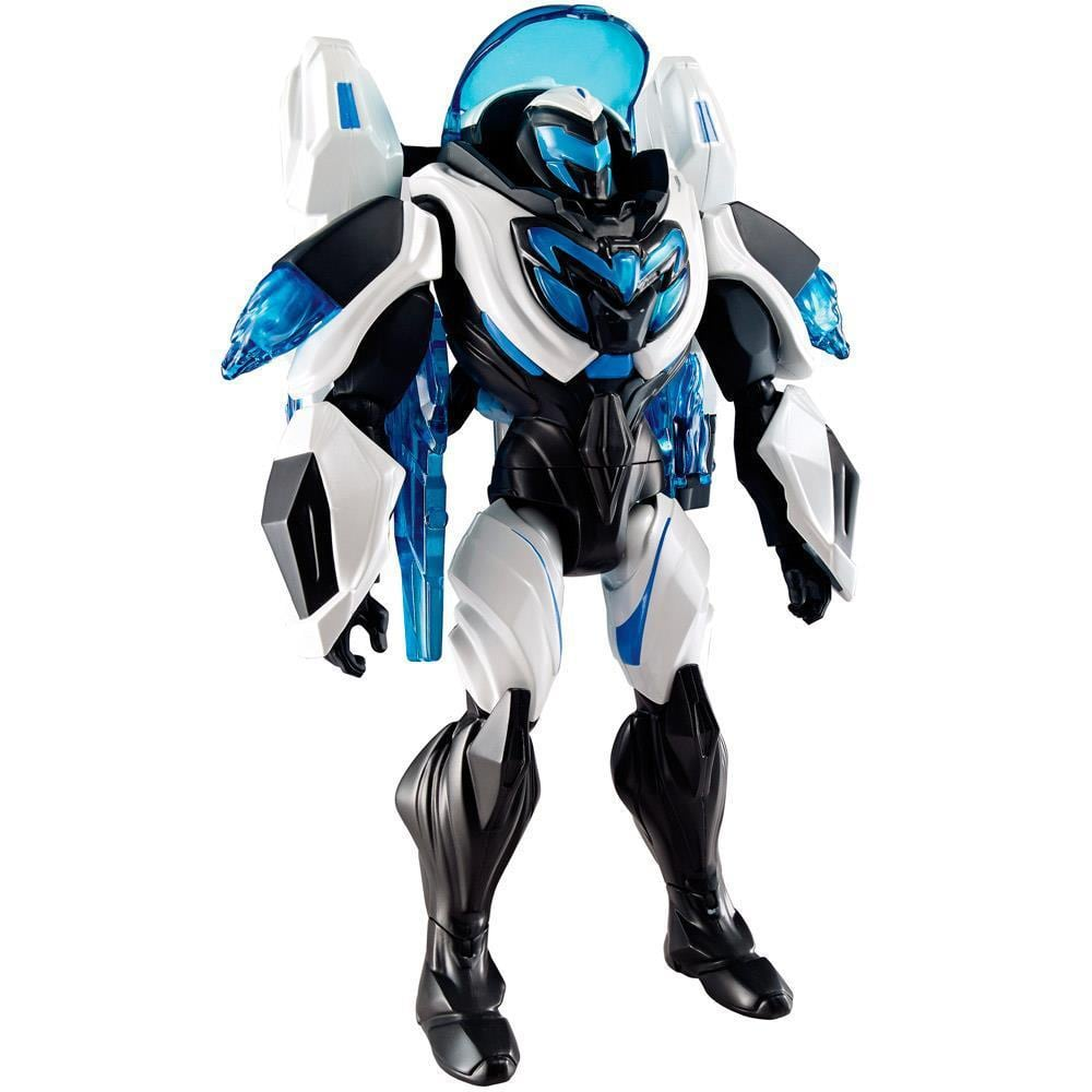 Max Steel Max Turbo Foguete