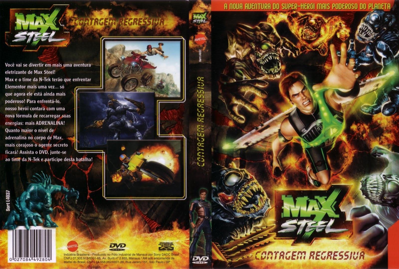 Megapost – Max Steel « Visitem Www Coversblog Com Br
